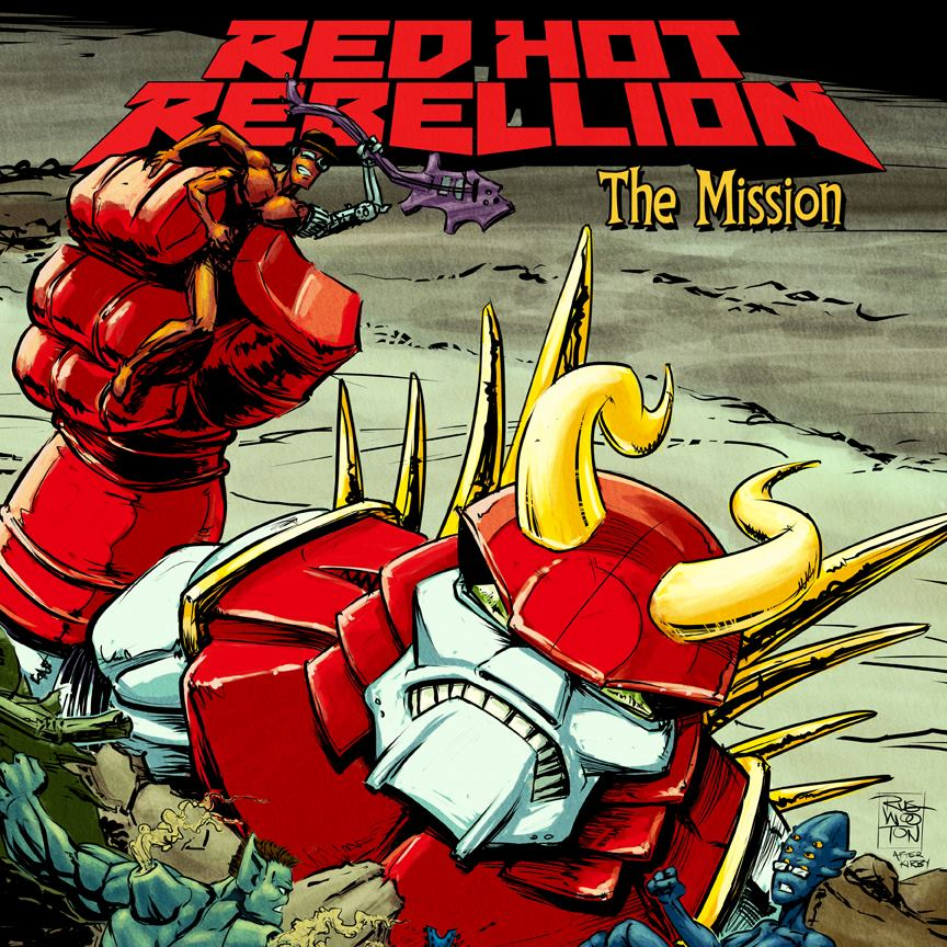 The Mission Digital Album Download