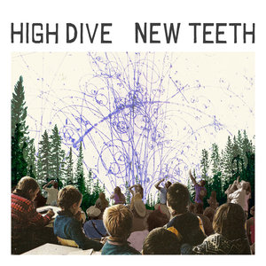 High Dive - New Teeth LP
