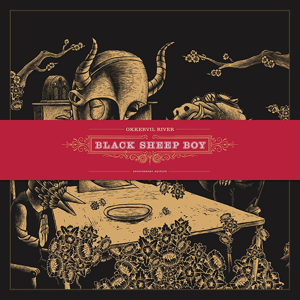 Okkervil River - Black Sheep Boy Anniversary Edition 3xLP Box Set
