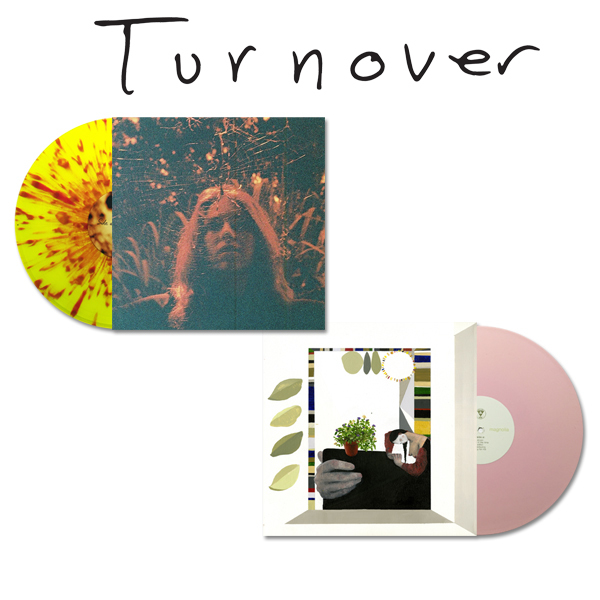 Run For Cover Records Turnover Lp Pack Peripheral
