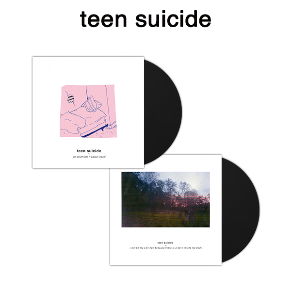 Run For Cover Records - teen suicide - i will be my own ...