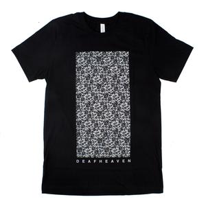 Floral Black T-Shirt