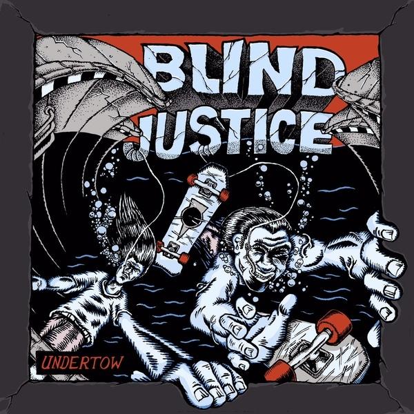 Blind Justice - Undertow LP