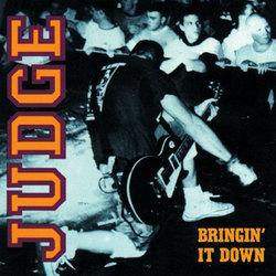 Judge - Bringin' It Down 180 GRAM LP Vinyl