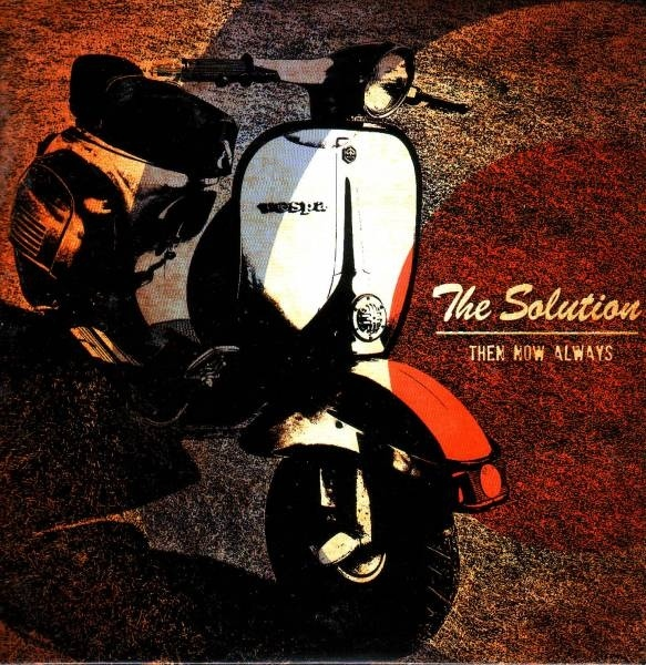 The Solution - Then Now Always LP (Inludes CD of bonus tracks) IMPORT