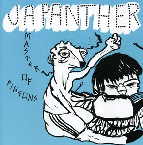 Japanther ‎– Master Of Pigeons CD
