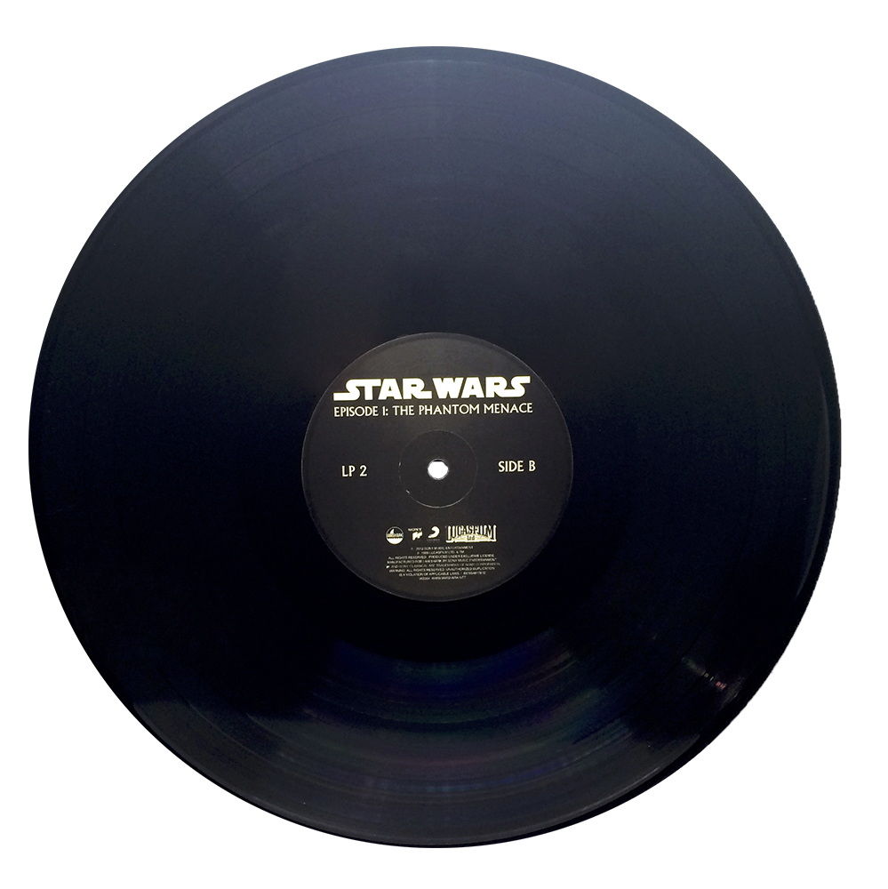 Star Wars Episode I: The Phantom Menace (Original Motion Picture Soundtrack) 2xLP