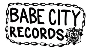 Babe City Rose Sticker