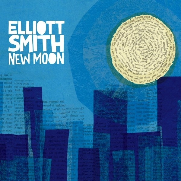 Elliott Smith - New Moon 2xLP