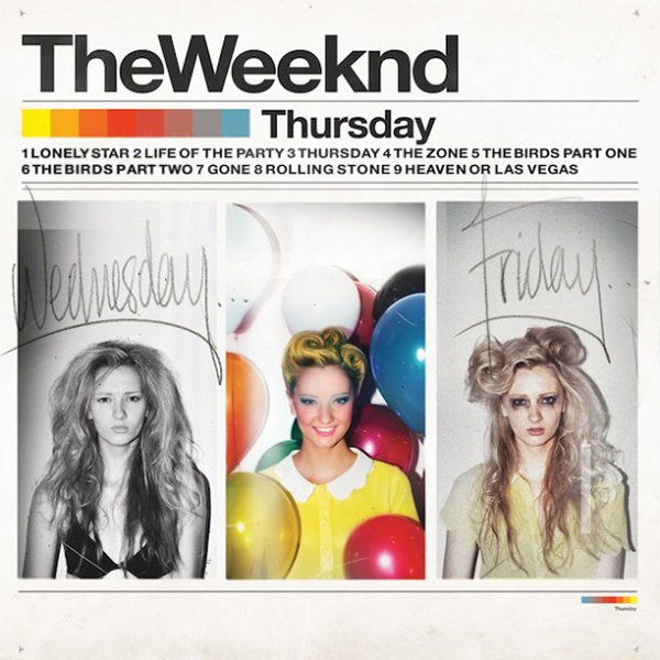 Weeknd - Thursday LP