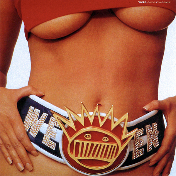 Ween - Chocolate and Cheese 2xLP