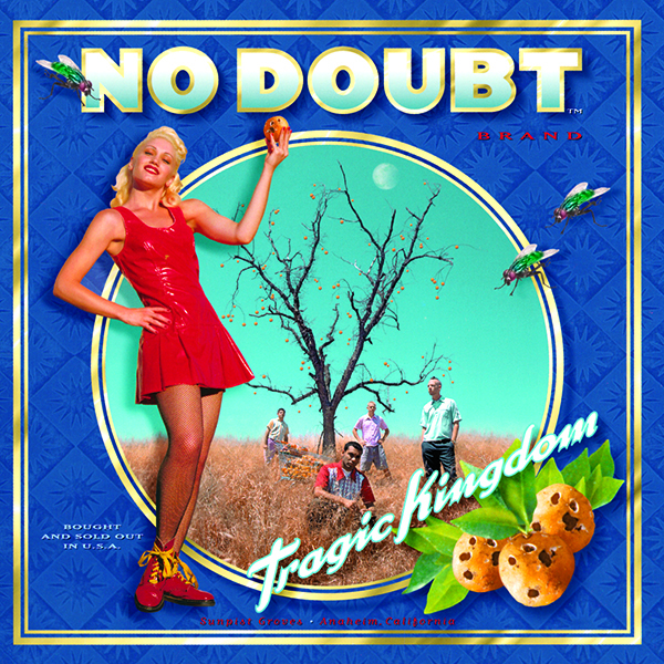 No Doubt - Tragic Kingdom LP