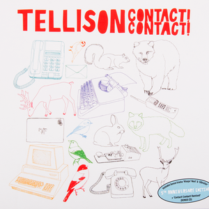 Tellison - Contact Contact - CD
