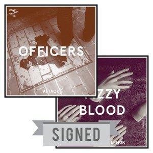 SIGNED CWPM002 OFFICERS / Fizzy Blood