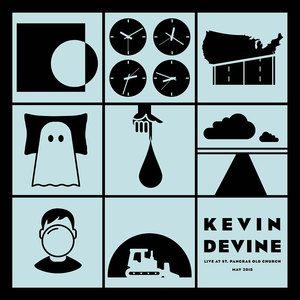 Kevin Devine - Live at St Pancras Old Church LP