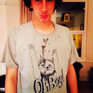 OhBoy! - Carrot and the Stick T Shirt single