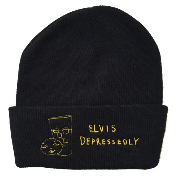 Elvis Depressedly - Baby Lemonade Beanie
