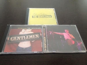 The Gentlemen - First 3 CD's. 37 songs for $20.