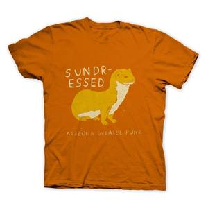 Pre-Order: Sundressed Weasel Punk (Stolen Gear Fund Shirt)