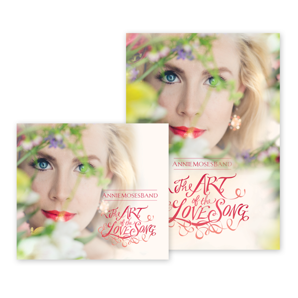 Bronze Bundle: The Art of the Love Song (CD + DVD or BluRay)