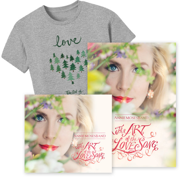 Silver Bundle: The Art of the Love Song (CD + DVD + Ladies'