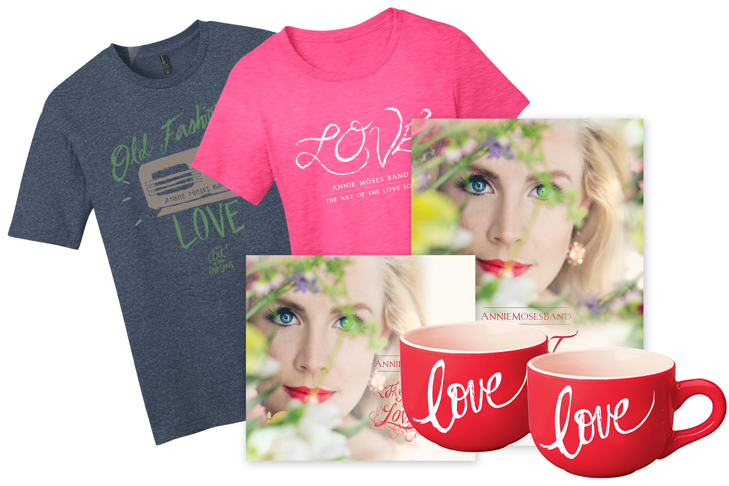 Ultimate Couples Bundle (w/ Ladies' LOVE Tee & Men's