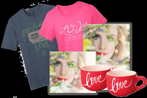 Ultimate Couples Bundle (w/ Ladies' LOVE Tee & Men's