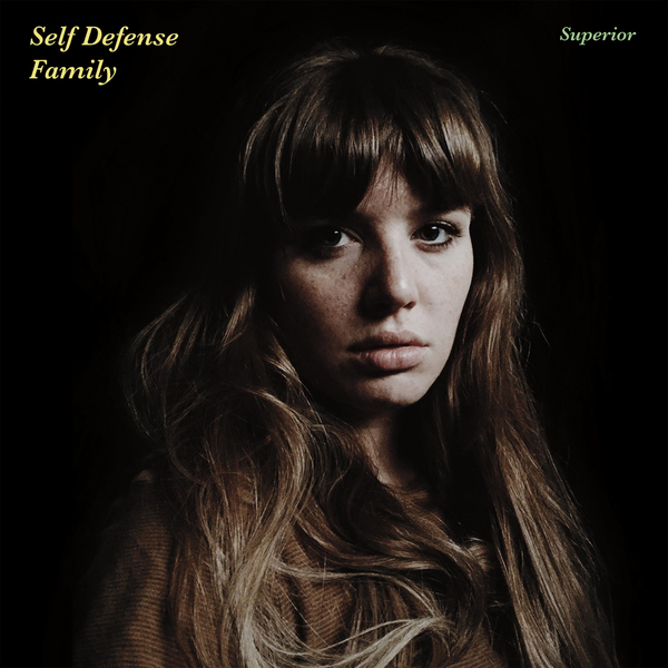 "Self Defense Family - Superior 12"" EP w/Etched B-Side"
