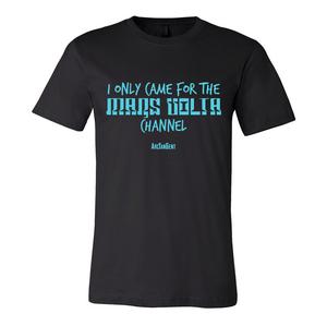 Mars Volta Channel shirt