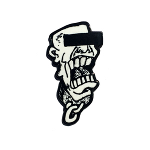 Underdog 'Head' Enamel Pin