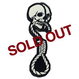 Expire 'Skull Noose' Enamel Pin