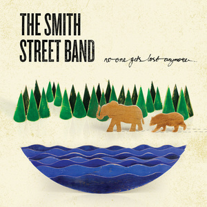 The Smith Street Band - No One Gets Lost Anymore LP