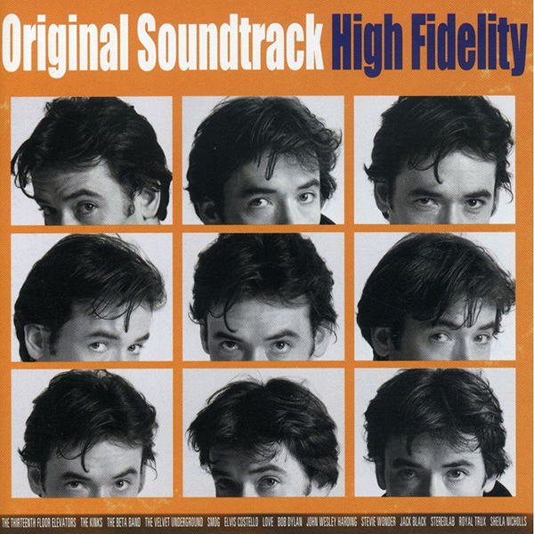 High Fidelity - Original Motion Picture Soundtrack 2xLP