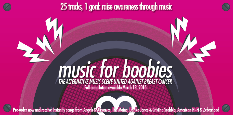 Music For Boobies Official Store
