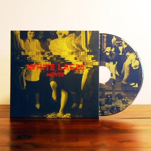 White Laces <i>Moves</i> Re-issue w/ Bonus Tracks ***