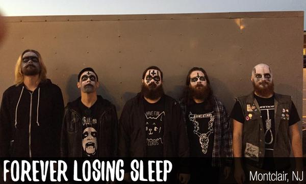Forever Losing Sleep