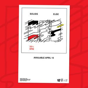 Solids - Else Poster