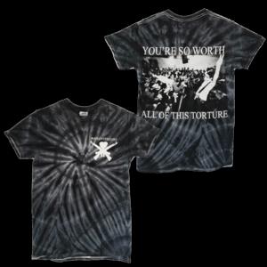 'Rare' Tie Dye T-Shirt