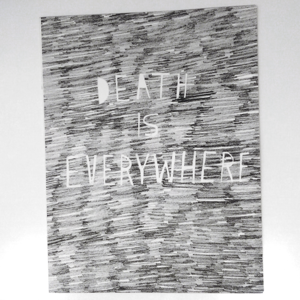 Courtney Menard - Death is Everywhere