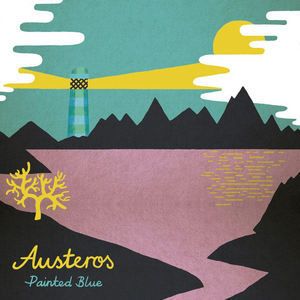 Austeros - Painted Blue LP / CD