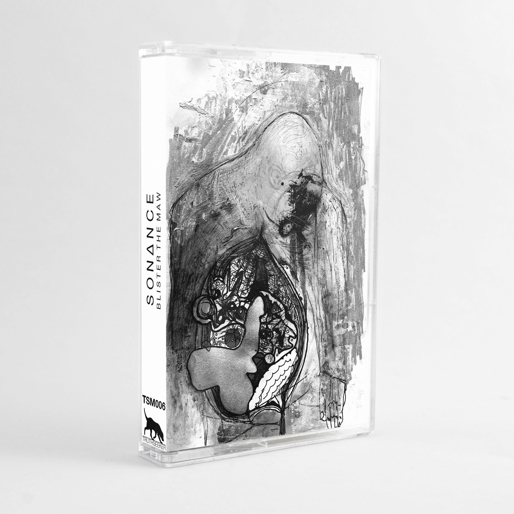 SONANCE - Blister The Maw Cassette