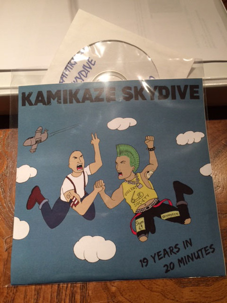 Kamikaze Skydive-