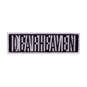 Deafheaven Embroidered Patch