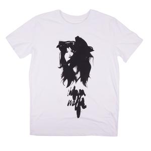 Chelsea Wolfe - Draxler V1 - White T-Shirt