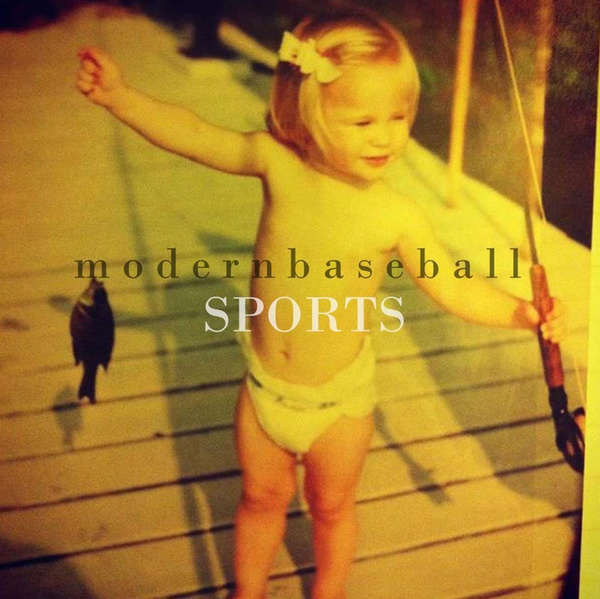 Modern Baseball - Sports CD