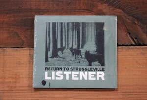 Return to Struggleville - CD