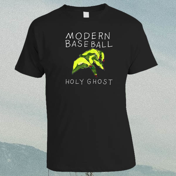 Modern Baseball - Holy Ghost t-shirt