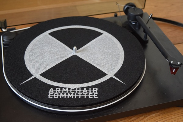 Armchair Committee - Slipmat