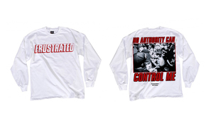 Frustrated - No Authority Longsleeve