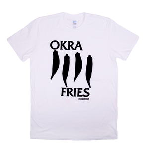 Okra Fries Tee